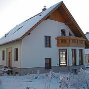 """Bild zum Beitrag """"Kann man im Winter ein Haus bauen?"""""""