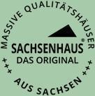 Sachsenhaus Original Siegel - Bauen in der Region Sachsen